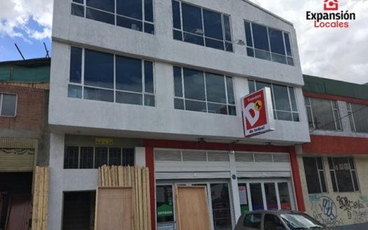 alt Bodega en renta veinte de julio Bogota expansion locales